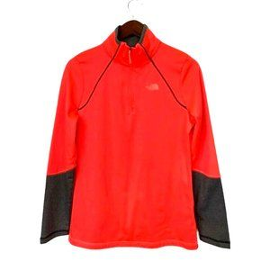 North Face 100 Cinder 1/4 Zip Womens Pullover